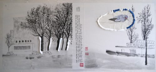 Evelyn Taocheng Wang:Eight View of Oud-Charlois, No.7