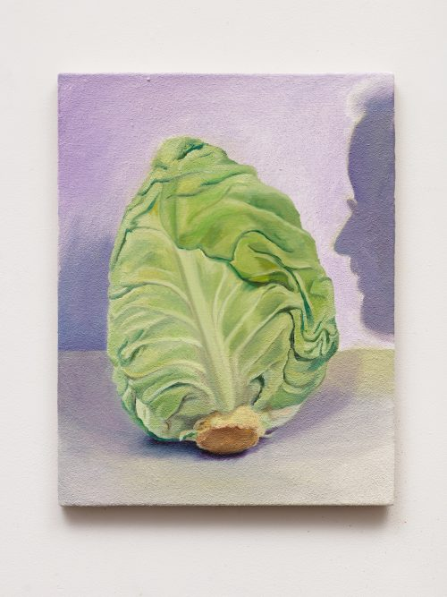 Cabbage (and Philip) No. 25