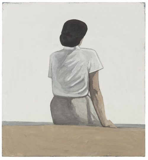 Untitled – Sitting Position at Seaside No.3