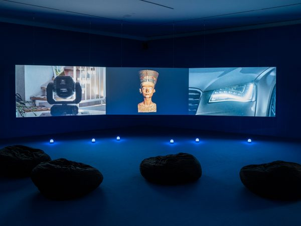 "Guan Xiao | ""Fiction Archive Project"" @ Contemporary Art Museum St. Louis"