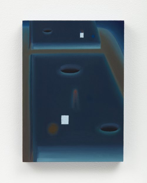 Bowl Blue, 2021