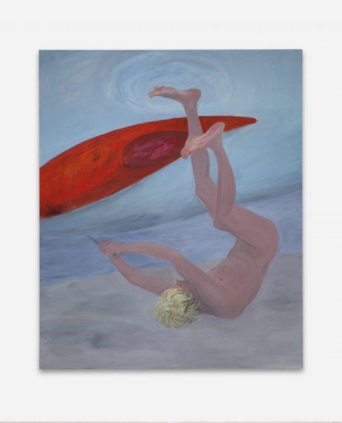 Red Kayak, 2020