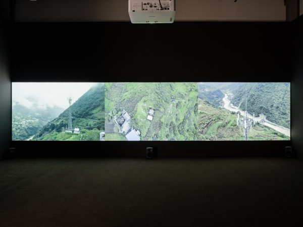 """Liu Chuang   """"Reclamation, New Rocks, Stray Dogs, Birds, and Acoustics of the Garden"""" @ Incheon Art Platform Gallery"""