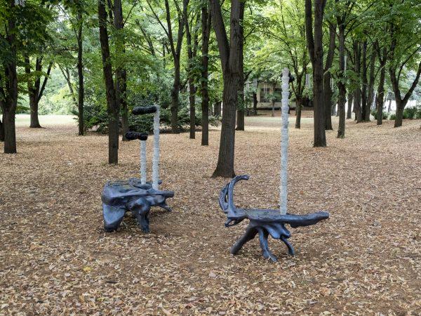 "Guan Xiao | ""The 58th October Salon-Belgrade Biennale 2021: The Dreamers"" @ Park, Museum of Yugoslavia"